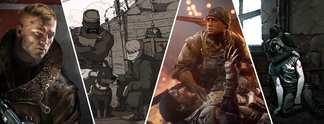 Specials: 10 Kriegsspiele, die unterschiedlicher nicht sein könnten