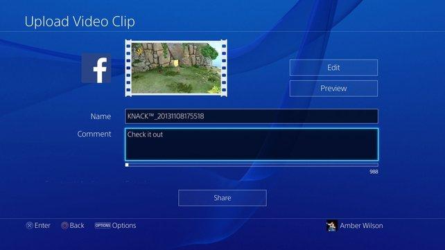 Seine PS4-Erfolge auf Facebook teilen - Ab sofort könnt ihr auf diese Funktionen nicht mehr zugreifen.