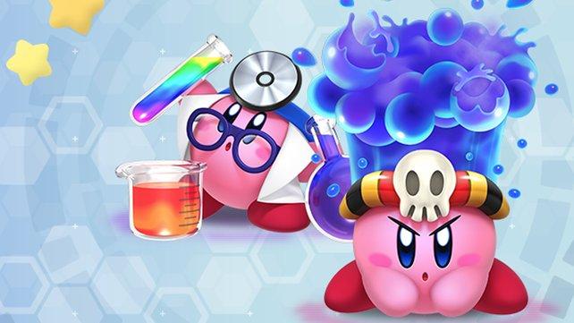 Doktor und Gift gehören zu den neuen Fähigkeiten.