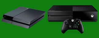 Xbox One: Zum dritten Monat in Folge stärker als die PlayStation 4 - auch in Großbritannien