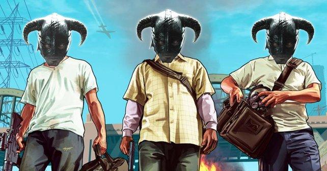 """Memes, Kommentare, Dislikes: Die """"GTA Online""""-Community feuert aus allen Rohren auf den anstehenden PS5-Release."""