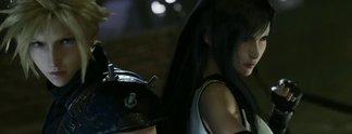 Final Fantasy 7 - Remake: So sieht das Kampfsystem aus