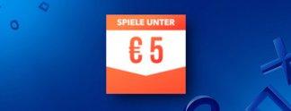 PS4-Spiele unter 5 Euro: Die 8 besten Angebote im PlayStation Store