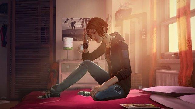 Chloe ist die Protagonistin ist Staffel 2 von Life is Strange.