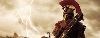 Assassin's Creed - Odyssey: Ubisoft erlaubt sich einen Spaß mit EA