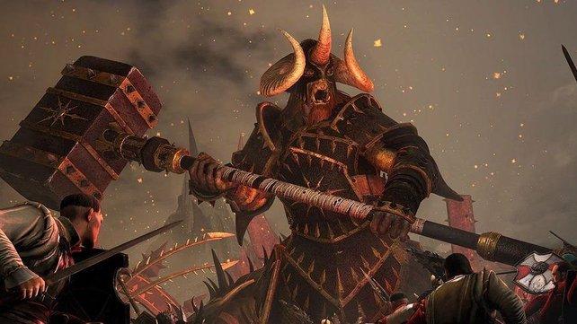 Total War: Warhammer - Tipps und Tricks: Für die Fraktion Chaos könnt ihr euch nur entscheiden, wenn ihr das Spiel vorbestellt habt.