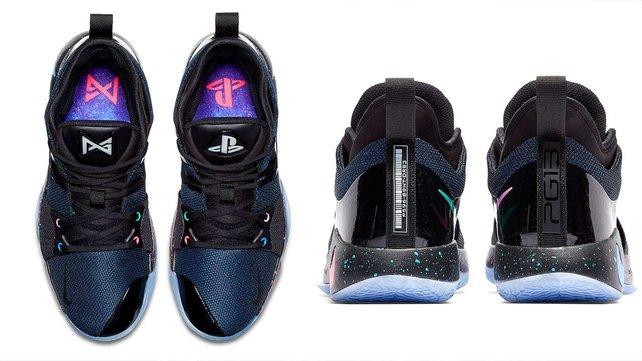 "Die ""PG-2 PlayStation Colorway""-Sneaker gibt es bereits seit Beginn dieses Jahres."