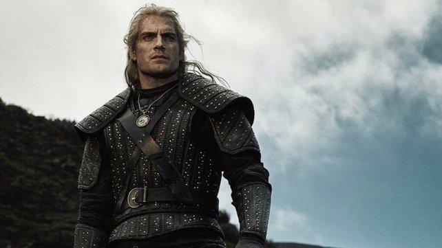 Henry Cavill als Geralt von Riva in The Witcher.