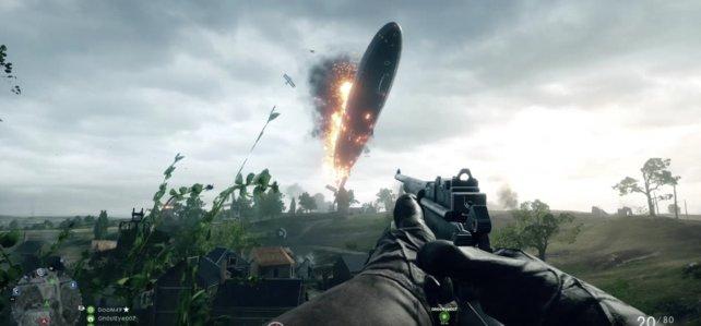 Militär-Zeppelin