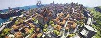 Havanna aus Assassin's Creed 4 in Minecraft nachgebaut