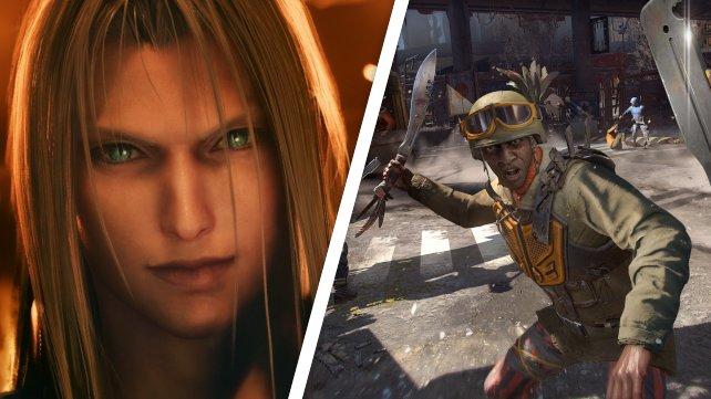 Final Fantasy 7 Remake und Dying Light 2 sind schon verschoben worden.