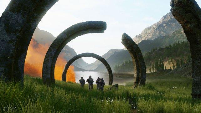 Wird Halo - Infinite für die neue Konsolen-Generation erscheinen?