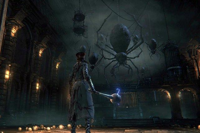 Bloodborne gehört den beliebtesten PS4-Exklusiv-Spielen. Viele Fans würden sich über eine Fortsetzung freuen.