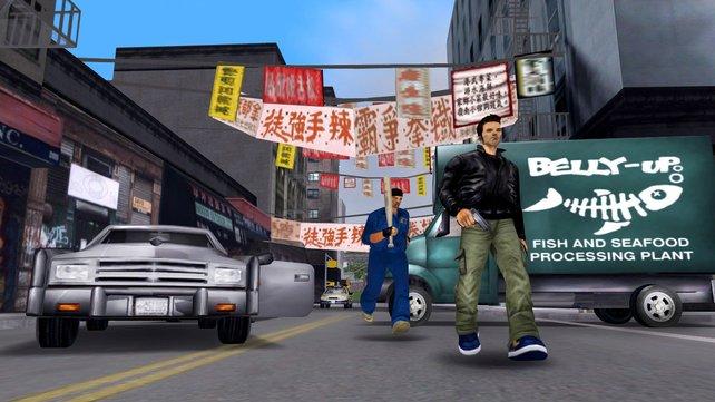 Hat Open Worlds auf das nächste Level gehoben: Grand Theft Auto 3.