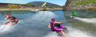 Kolumnen: Wave Race und Co.: Wie gerne würde ich wieder über das Wasser gleiten