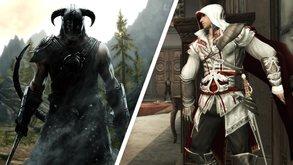 Drachenblut zeigt Ezio, wie es richtig geht