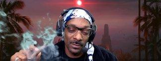 """Snoop Dogg die Zweite: So reagiert Twitch auf seinen """"speziellen"""" Stream"""