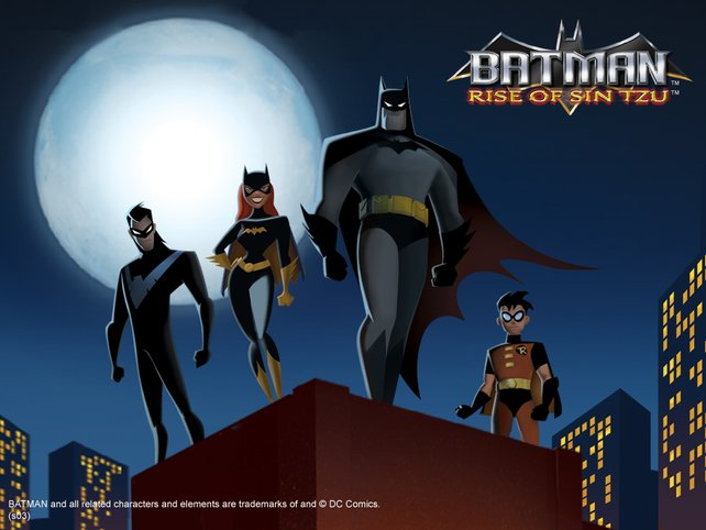 Für das Spiel Batman - Rise of Sin Tzu, wurde eigens ein frischer Bösewicht erschaffen.