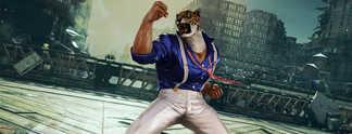Tekken 7: Prüglerreihe nach fast 20 Jahren zum ersten Mal wieder auf Platz 1 der Charts