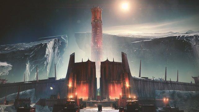 Die namensgebende Festung der Schatten hat sich auf dem Mond in Destiny 2 ausgebreitet.