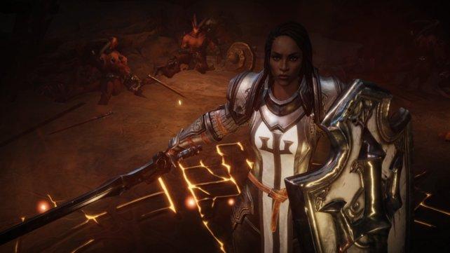Diablo Immortal kommt später, erhält dafür aber heiß ersehnte Features. (Bild: Blizzard Entertainement)