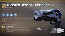 Destiny 2: Auserwählte des Reisenden bekommen und Evakuierung-Quest lösen