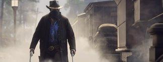 Bilderstrecken: Erste Eindrücke aus Red Dead Redemption 2