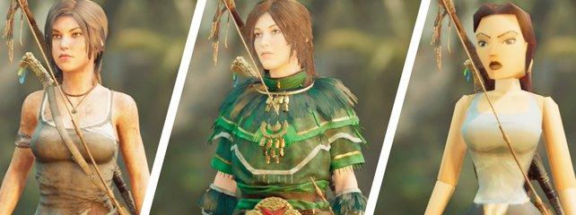 Shadow Of The Tomb Raider Outfits Alle Kostüme Freischalten