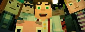 Tests: Minecraft - Story Mode, nein danke: So zerstört man eine Lizenz
