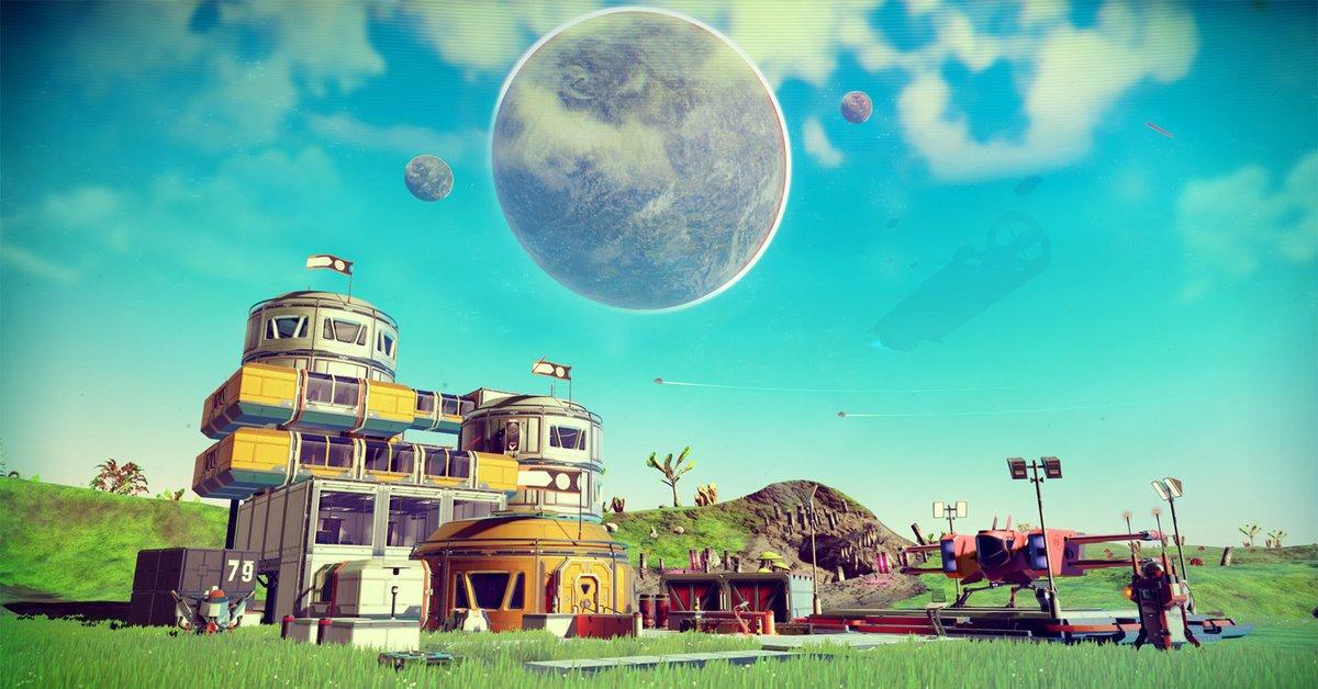No Man's Sky | Spieler wollen einen kompletten Neustart des Universums