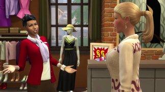 Die Sims 4 - Eigene Geschäfte eröffnen