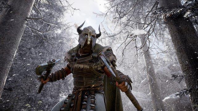 Noch befindet sich Mortal Online 2 in einer frühen Entwicklungsphase. Wer dennoch zuversichtlich ist, kann bereits für wenig bis viel Geld einsteigen.