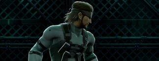 Fans sauer: Hintern von Solid Snake wurde deutlich verkleinert