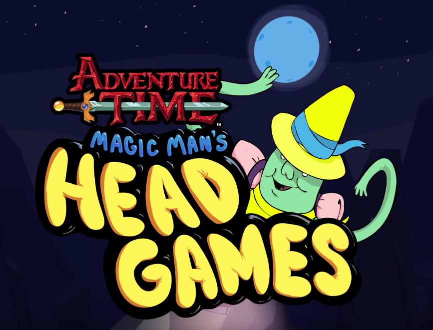 Adventure Time - Magic Man's Head Games