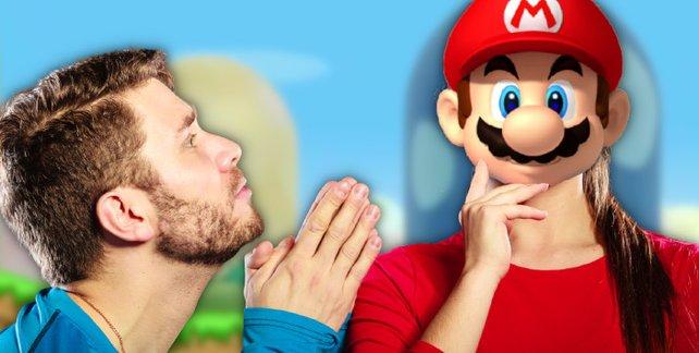 Nintendo, bitte. 2021 könnte dein Jahr werden. Bildquelle: Getty Images / Voyagerix