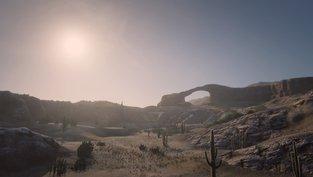 Spieler entdecken wunderschönes Land jenseits der Spielgrenze