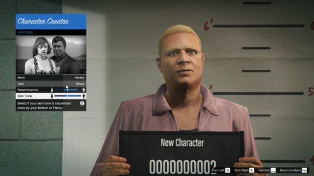 In GTA Online könnt ihr das Aussehen eures Charakters anhand eurer Eltern anpassen. Wird dieses Feature in GTA 6 noch einen Schritt weitergehen?