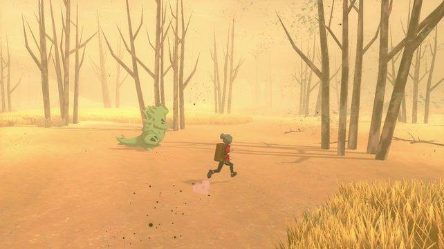 Despotar ist ein editionsexklusives Pokémon und kann nur in Pokémon Schild gefangen werden.