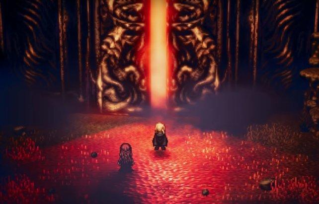 Was verbirgt sich im geheimen Dungeon von Octopath Traveler? Wir finden es heraus...