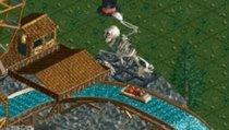 Der Todessturz in Rollercoaster Tycoon
