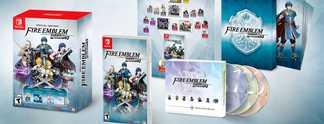 Gewinnspiel: Holt euch ein Paket mit 3DS, Nintendo Switch und Fire Emblem