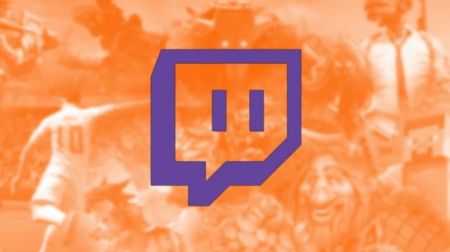 Twitch Top 20 - April 2018