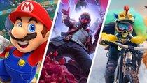 Super Mario, Marvels Chaostruppe und furioser Extremsport