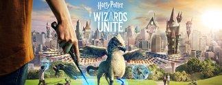 Harry Potter - Wizards Unite: Nun offiziell in Deutschland verfügbar