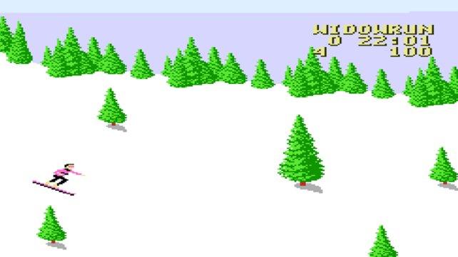 Der Urgroßvater der Snowboard-Spiele: Heavy Shreddin'