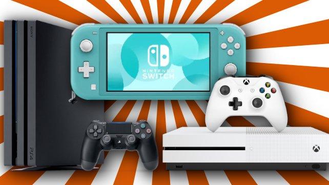 Hier findet ihr die besten Gaming-Deals der Cyberweek.