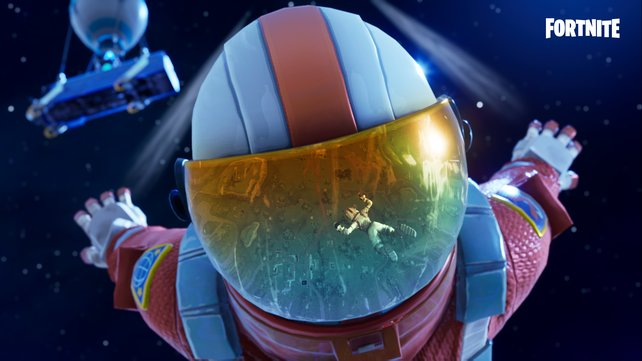 In Season 2 waren es Ritter, jetzt rücken Astronauten im Battle Pass von Season 3 in den Vordergrund.