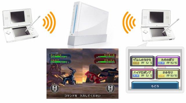 Viele Spielereien beflügeln den Aufwind der Wii noch weiter. Pokémon Battle Revolution ist das erste Wii-Spiel, das ihr mit dem DS verbinden könnt.