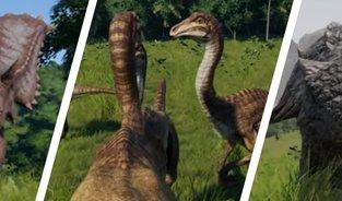 Das sind alle Dinosaurier