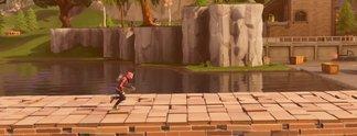 Berühmter Mario-Level nachgebaut